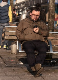 Street Photography - ISO100 F5.6, 1/400 sec