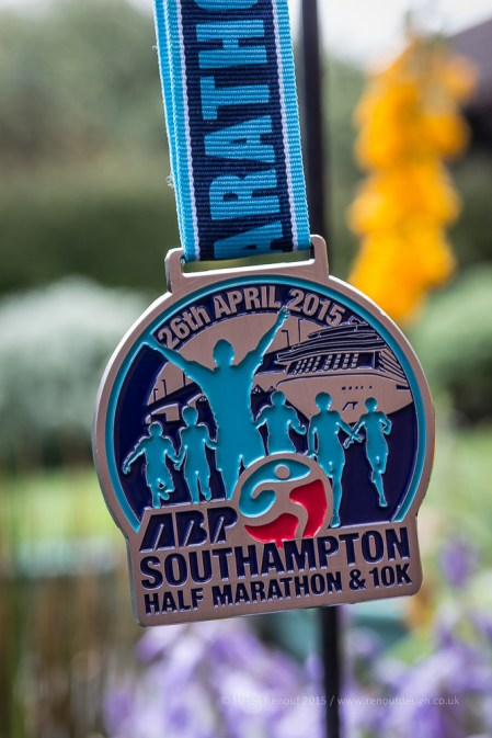 My 10k medal taken on my SLR with a lovely shallow depth of field.