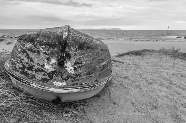The old boat - ISO800, F8, 1/320sec