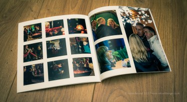 A keepsake album of images