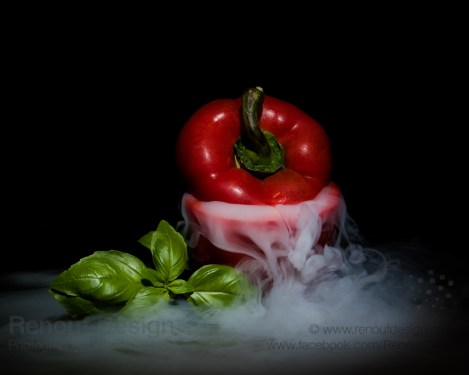 Dry Ice and Food