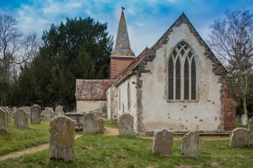 St Nicholas Church at Brockenhurst which is known for its war graves - http://www.brockenhurstchurch.com/church-life/church-buildings/church-buildings.php