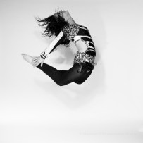 Dynamic Body Shapes - Lauren was a great jumper