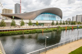 The Olympic Park - ISO400, F20, HDR