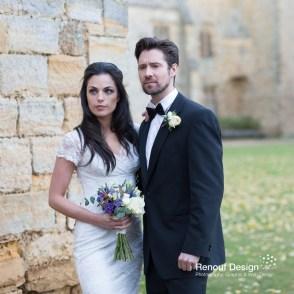 Fern and Sam's Wedding Portraits