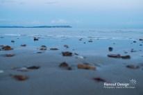 Down the Beach