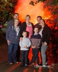 The Doe Family photoshoot in Lymington.