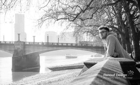 London Location shoot
