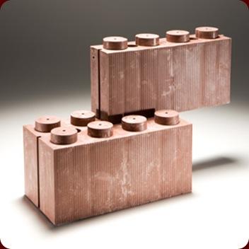 Construcciones con ladrillos de plástico tipo Lego (3/3)