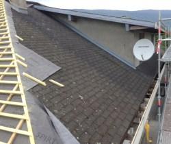 Rénovation d'une toiture n°3