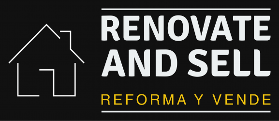 logo renovate and sell