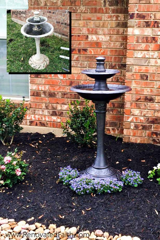 Front Yard Landscaping Ideas - Renovated Faith on Birds Backyard Landscapes  id=61397