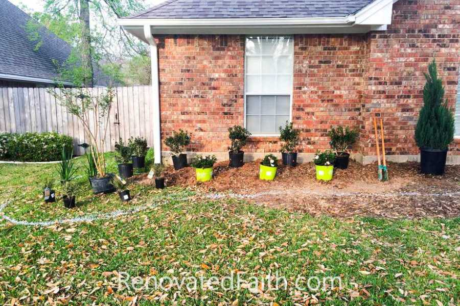front yard landscaping ideas design tips on a budget