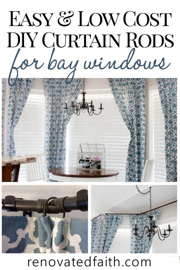 bay window curtains renovated faith