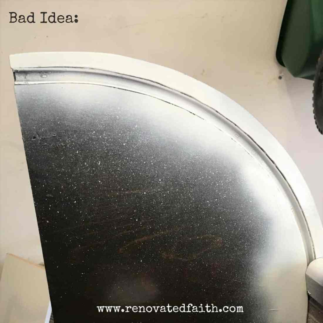Spray Paint Rolltop