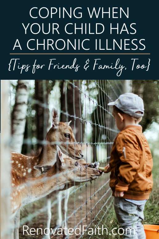 Parenting a Child with a Chronic Illness - As the mom of a child with a chronic illness, you feel your child is different.  He or she is definitely different but not for the reason you think.  Includes tips for friends and family when coping with chronic illness in the family.  When Your Child Has a Chronic Illness. #pediatricillness #autoimmuneneutropenia #whenyourchildisdifferent #longtermillness