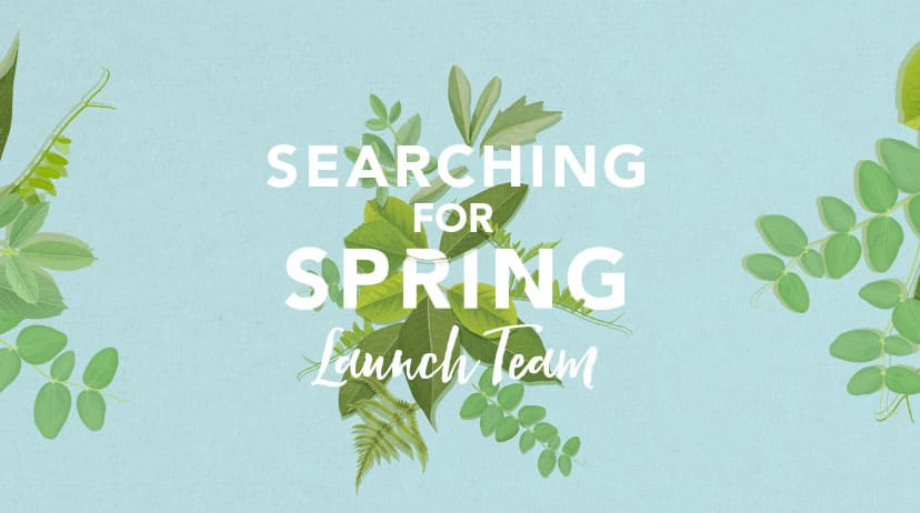 In Searching for Spring, Christine Hoover takes you on a treasure hunt for beauty in both familiar and unexpected places. If you are in the midst of suffering, if you find your faith withering, if you are questioning whether God is at work--or even present--as you wait for something in your life to become beautiful, this book will be a welcome reminder that God never stops his redemptive work . . . and that there is a time for everything under heaven.