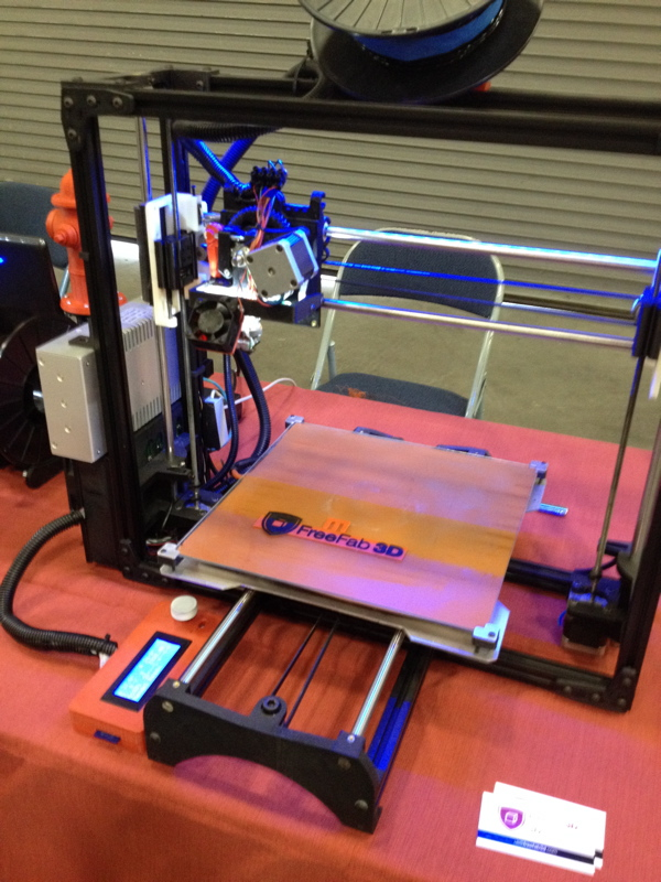 Freefab 3D - Local 3D printers