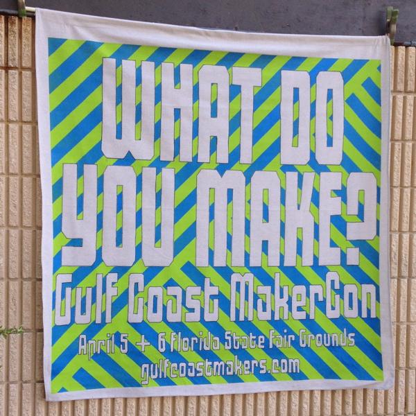 Gulf Coast MakerCon 14