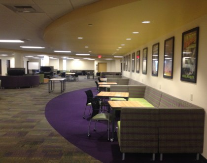A Visit to the USF Learning Commons
