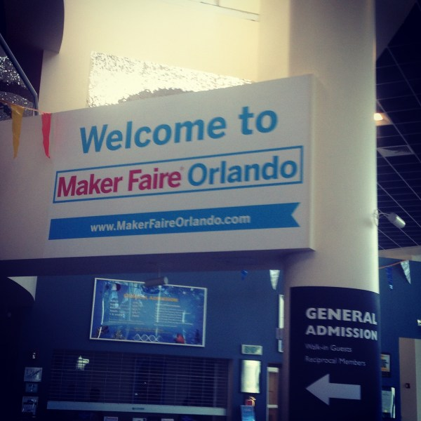 My Orlando MakerFaire Experience