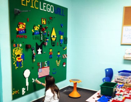Recent Epic LEGO builds