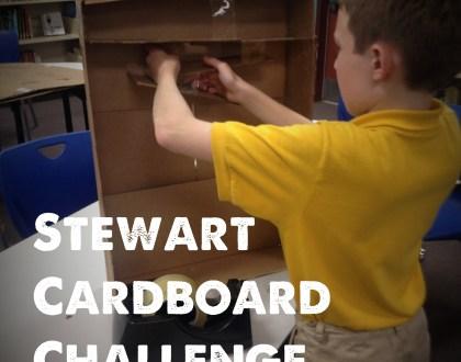 Stewart Cardboard Challenge Wrap-up