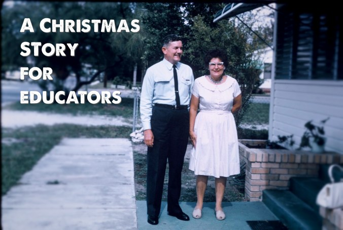 A Christmas Story for Educators