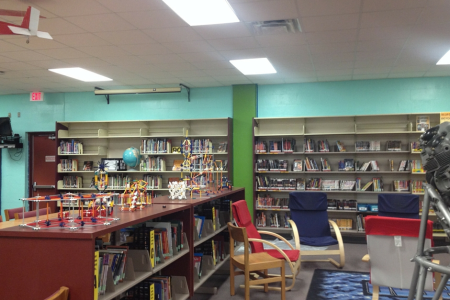 6 Ways to Rethink Your Library Space and Make It Amazing Color can be an easy and effective way to brighten up your space