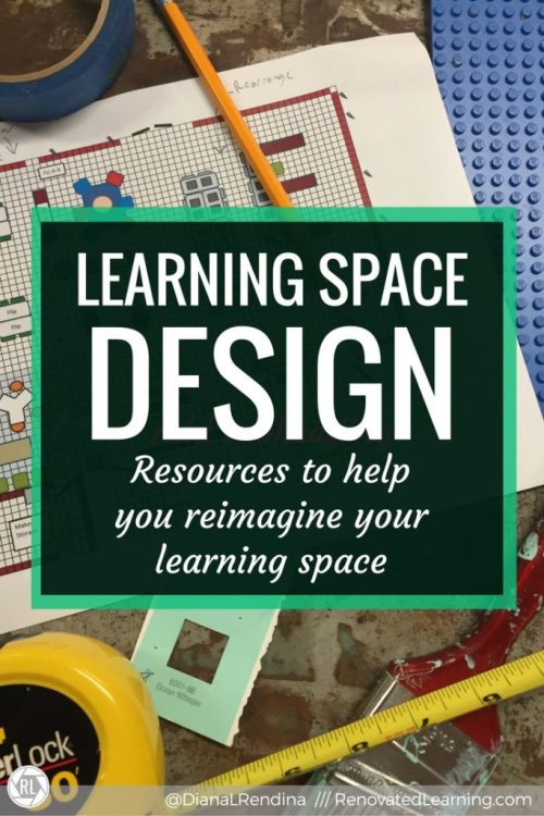 Learning Space Design | Resources, articles, links and more to help you reimagine and transform your library, classroom or learning space.