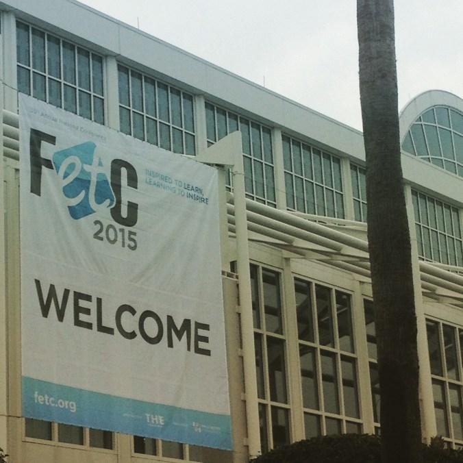 FETC 2015 Part 1