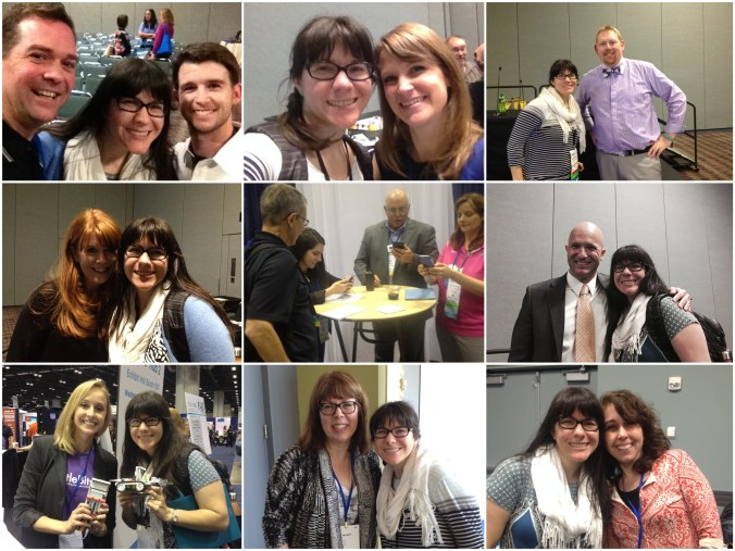 Awesome people I met at FETC
