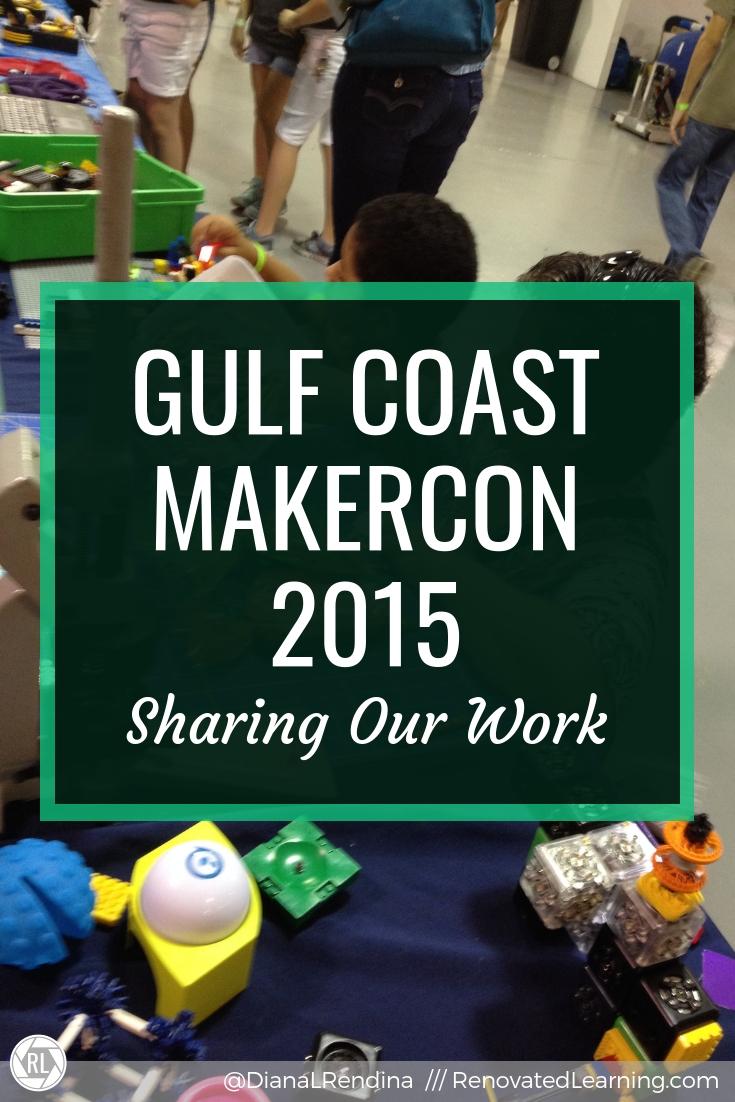 Gulf Coast Maker Con 2015