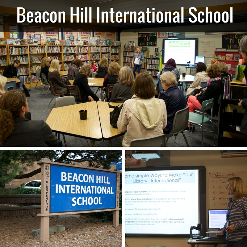 Beacon Hill International School | @DianaLRendina RenovatedLearning