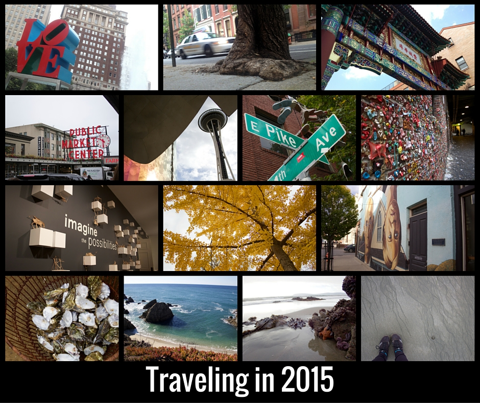 Traveling in 2015