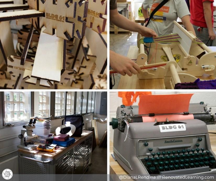 BLDG 61: Boulder Public Library's Makerspace