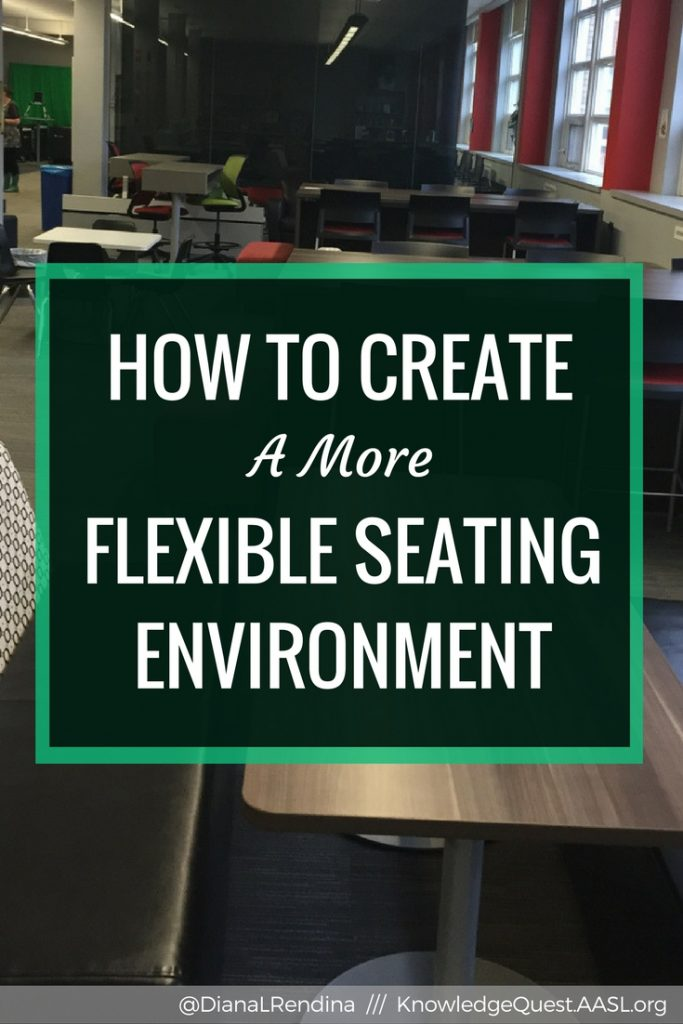 More Seating In Small Living Room: AASL Post: How To Create A More Flexible Seating Environment