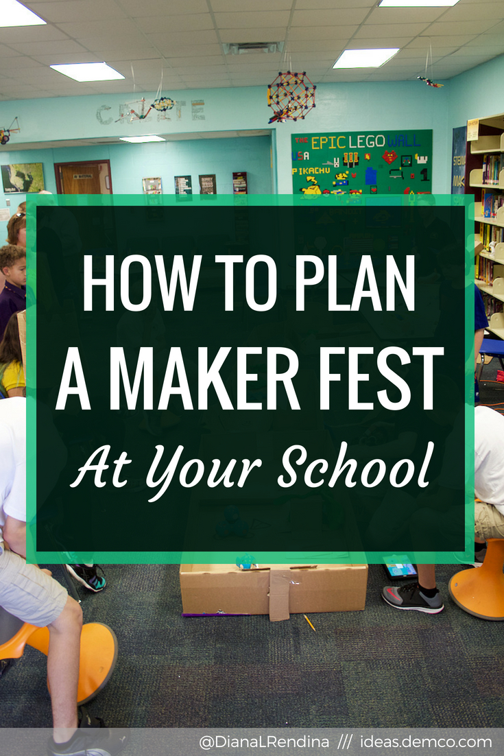 How to Plan a Maker Fest : Learn the logistics of planning a Maker Fest / Maker Fair at your school.