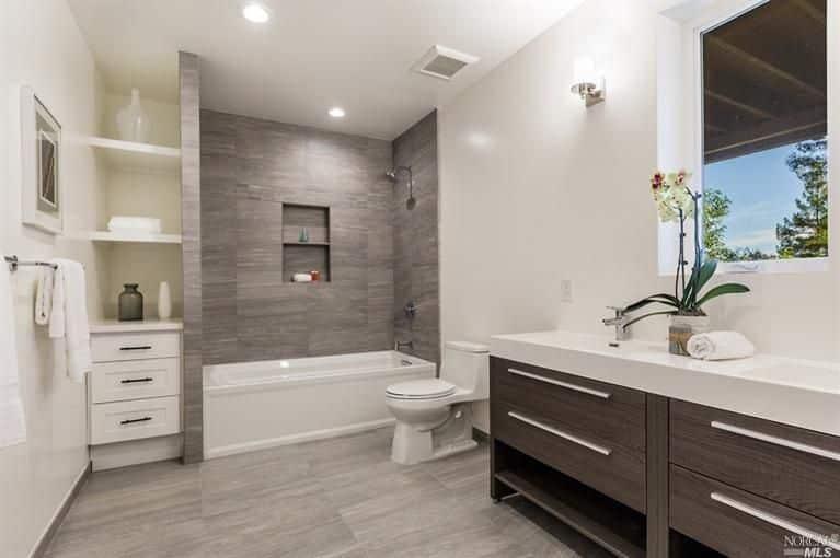 Moderne Badkamer: De Nieuwste Badkamertrends Voor 2019