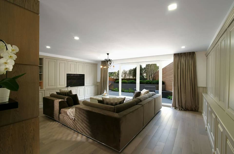 Vernieuwd interieur woning