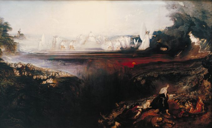 John Martin – The Last Judgement