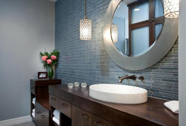 miroir salle de bain retroeclaire