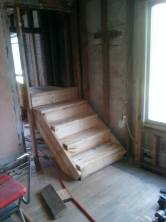New staircase made almost entirely with blood sweat and tears... very proud :)