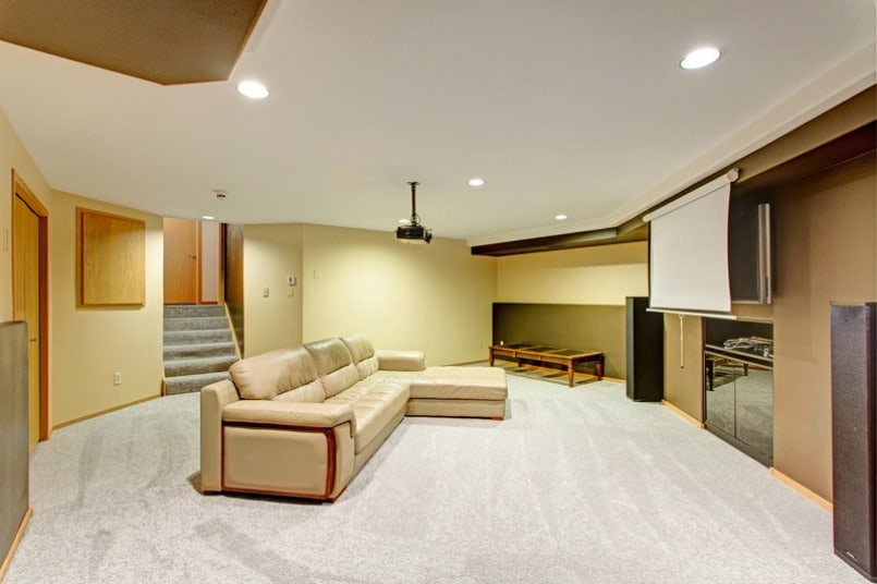basement lighting design ideas made