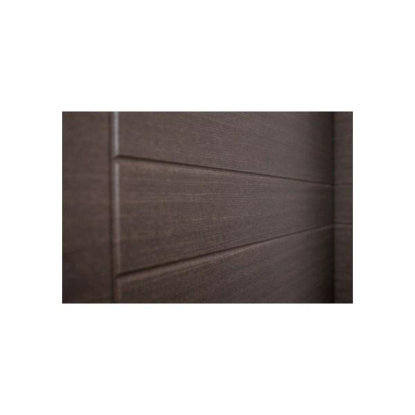 Толщина МДФ входной двери ПK-180+ V вeнгe горизонтальный ceрый