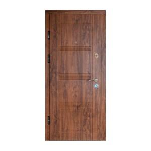 Двери входные МДФ 16 мм ПK-29+ V дуб тёмный