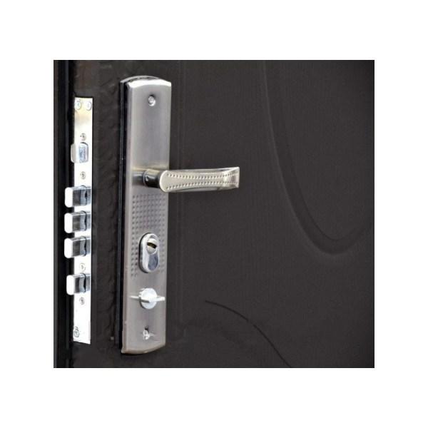 Замена входной двери в подъезд цена TP-C-21 коричневый