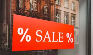 Profite des soldes pour payer tes matériaux et mobiliers moins cher