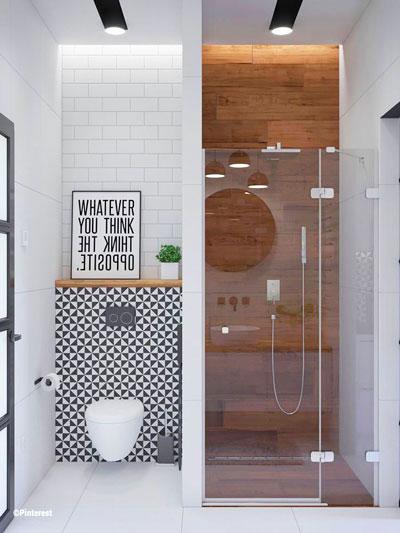 Exemple de salle de bains splendide que je vendais chez Leroy Merlin