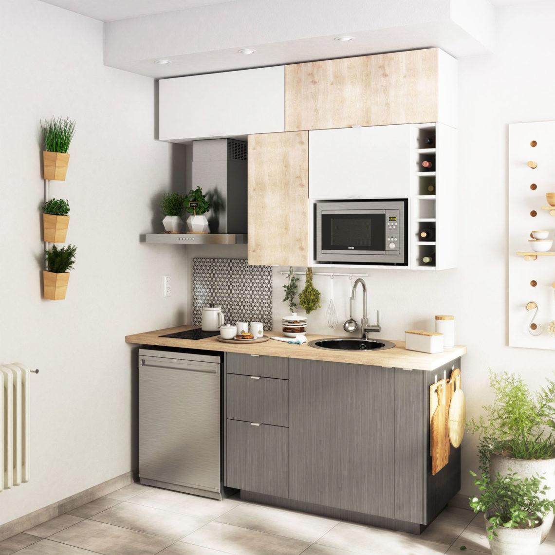 Prix Cuisine Aménagée Ikea cuisine ikea, leroy merlin ou brico dépôt : le comparatif